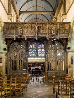 #Finistere #Bretagne #chapelle de Lambader à #Plouvorn (12 photos) © Paul Kerrien http://toilapol.net