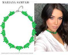 Que tal um ponto de cor no seu look? Acesse www.priacessorios.com.br e veja mais opções de acessórios coloridos!