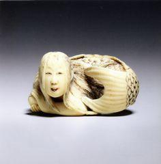 Netsuke: 100 Miniature Masterpieces from Japan