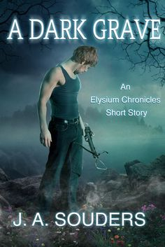 (Elysium #0.5) There is only one place forbidden to the people of Gavin's village; the island just off the shore, rumored to be haunted. Cursed.  All who venture to the island disappear.  But Gavin doesn't believe in such things. He is a hunter; since his father's death, he is the only one who can provide for the family. Silly rumors of ghosts aren't going to stop him from crossing the dark waters to the island in search of fresh game . . . 3.47 stars