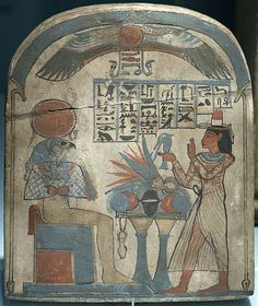 Offering table of Ankhshepenwepet 25d Thebe (RMO Leiden 750-650bc) | by koopmanrob