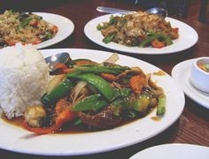 Siam Delight   Beverly, MA. thai food, a little closer to home