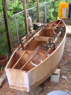 Dave's wiki / Enigma sailboat