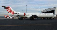 VIRGIN AUSTRALIA Fokker F28-100 (VH FSQ)