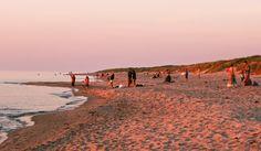 Rørvig beach