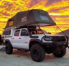 Taco Tuesday! Can't wait to see this monster this weekend! Photo: @jonburtt . . . #wemustgo #lexus #4runner #toyota #overlandingusa #expeditionalabama #teamtractionjack #myoverlandadventure #overlanding #overland #offroad #4x4 #tacoma #tacomaworld #adventure #camping #lexus #gx470