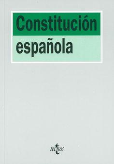 Constitución española / edición preparada por Luis López Guerra. - Madrid : Tecnos, 2013. - 18ª. ed., reimp
