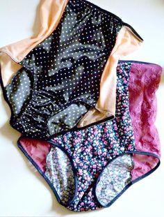 The Betty High Waist Panties pattern on Craftsy.com