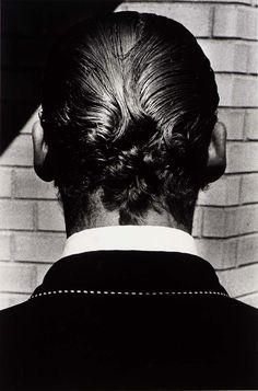 Ralph Gibson, self-portrait, 1975