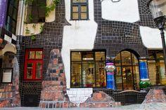 hunterwasser house | Hundertwasser House