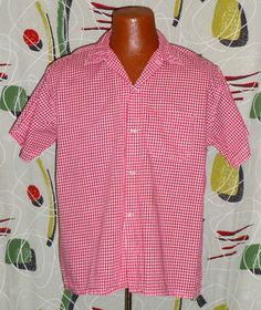 Picnic outfit- good patterned short sleeved shirt