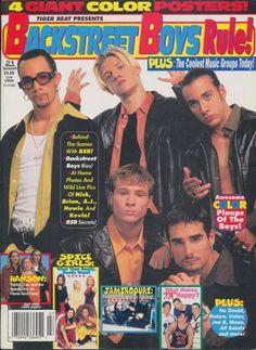 Tiger Beat Presents Backstreet Boys