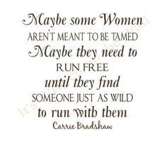 SATC Carrie Bradshaw Quotes