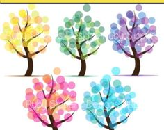 Popular items for digital tree on Etsy