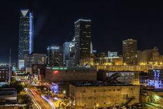 Oklahoma City skyline - Kool Cats Photography. onlyinyourstate.com