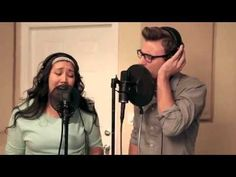 See the light quot brianne brieno amp landry cantrell cover youtube