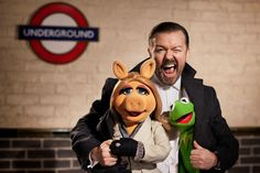 "An exclusive clip for ""Muppets Most Wanted"" starring Ricky Gervais, Tina Fey, Ty Burrell, and all your favorite Muppets! Description from article.wn.com. I searched for this on bing.com/images"