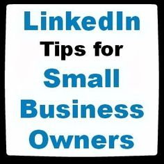 nice 5 #LinkedIn Tips for #SmallBusiness Owners www.ezanga.com/......
