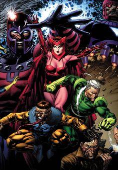 Brotherhood of Evil Mutants (Earth-616) - Marvel Database - Wikia