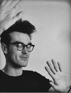 Morrissey. Such a beautiful man