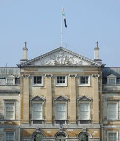 Travel Inspiration for England - Woburn Abbey, the home of the Duchess of Bedford who started the afternoon tea craze!