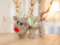Reindeer, Baby Shoes, December, Red, Clothes, Products, Fashion, Outfits, Moda
