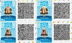 Request: ACNL- Monaka Towa Dress QR Code by ACNL-QR-CODEZ on DeviantArt