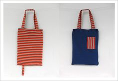 By Airmail t-shirt tote bag – Foldable Bag