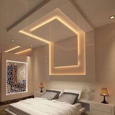 There's really much more to placing up drywall than simply slapping some sheets on the wall and call. Interior Ceiling Design, House Ceiling Design, Ceiling Design Living Room, Bedroom False Ceiling Design, Master Bedroom Interior, Home Ceiling, Living Room Designs, Plaster Ceiling Design, Simple Bedroom Design