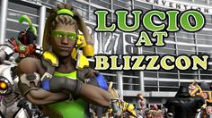 Remember the Overwatch video where Lucio's VA met with the heroes' real-life voice actors? Someone made a SFM animation of it!