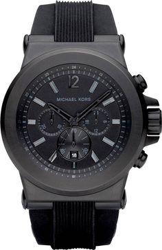 54557b39b2da Michael Kors Chronograph Watch
