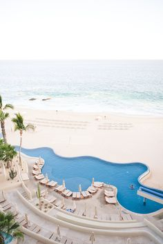 The Westin Resort and Spa Los Cabos  | Bit of Ivory Photography | see more on: http://burnettsboards.com/2014/04/destination-wedding-honeymoon-los-cabos-part-1/ #honeymoon #pool #mexico