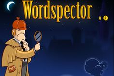 Wordspector: Try to find the mystery word in this Lingo Game. Type in the word and try to guess the mystery word with the help of clues of letters that are correct or at the correct place. A Word Games game.