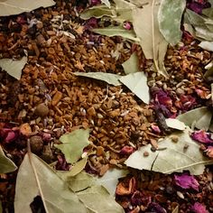 24 different spices go into blend a tron - Ras El Hanout comes out the other side! #spices