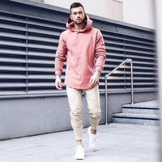 Ali Gordon Chillin - Casual Man Style