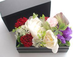 札幌・花屋 さとうはなみつ|全道配達・年間4,500件以上の制作実績 | BOXフラワー
