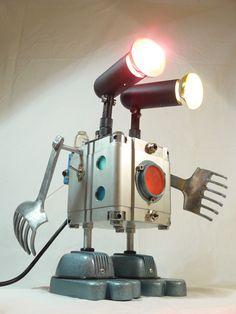 lampes-robots2 : kikidesign