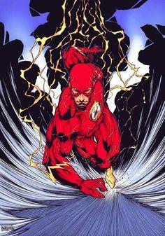 The Flash by Garnabiuth