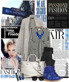 """""""Street Air"""" by tamara-p ❤ liked on Polyvore"""