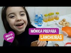 Mônica prepara lancheiras | Os Trigêmeos da Michele - YouTube Soap, Personal Care, Bottle, Instagram, Youtube, Lunch Boxes, Social Networks, Flask, Youtubers