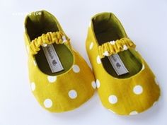Mary Jane Style baby shoes