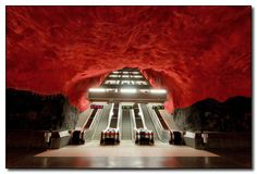 Swedish subway