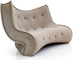 Sofá de colchão (Ron Arad, para Moroso) | bemlegaus.com