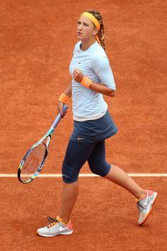 victoria azarenka, french open, roland garros 2013, via Tumblr. #azarenka #frenchopen #rolandgarros #tennis