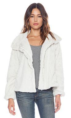 Patagonia Faux Fur Pelage Jacket