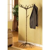 Found it at Wayfair - Antler Coat Rack    (don't really want this, but thought it was funny)