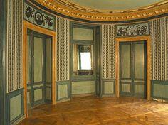 La Malmaison, Classical Architecture, Abandoned Mansions, Paris, Neoclassical, Decoration, Empire, Dressing Rooms, Palaces