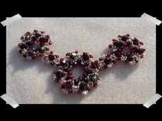 How to connect the components together beading tutorial by Ezeebeady - YouTube