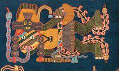 Resultado de imagen para cultura paracas peruvian