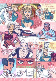 im baby call 911 — glitteryfuckss: Vento Aureo Piss Scene? Jojo's Bizarre Adventure Anime, Jojo Bizzare Adventure, Jojo's Adventure, Jojo Parts, Jojo Anime, Fanart, Jojo Memes, Jojo Bizarre, Anime Manga